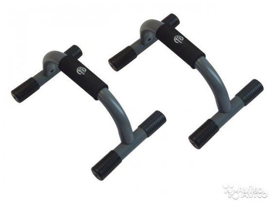 Упоры для отжиманий Lite weights арт. RG0401A