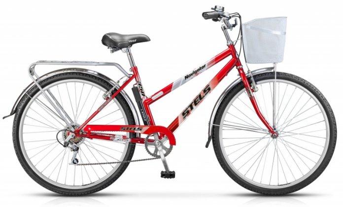 Велосипед 28 Stels Navigator 350 Lady 7-ск. (+КОРЗИНА)