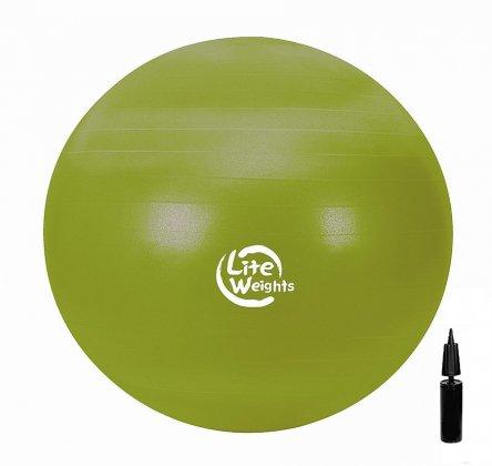 Мяч гимнастический антивзрыв Lite Weights 65см