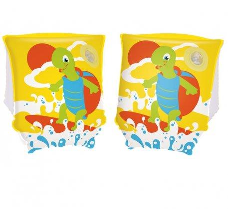 Нарукавники для плавания «Черепашки»