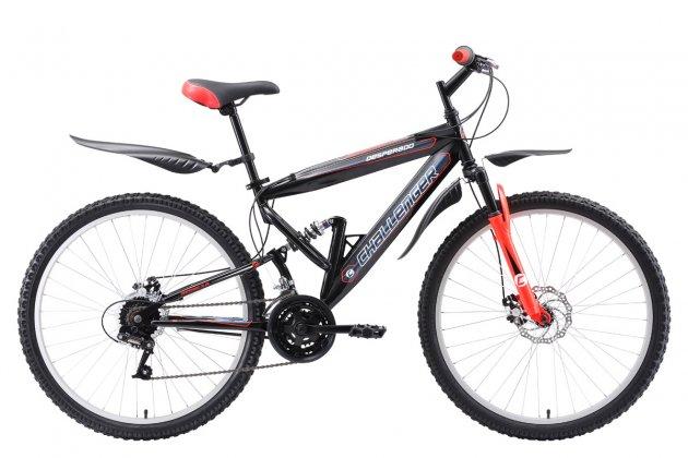 Велосипед Challenger Desperado FS 26 D