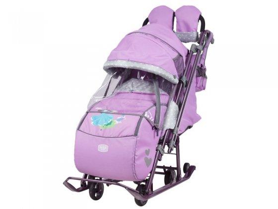 Санки-коляска детские Ника Детям