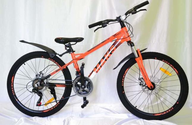 Велосипед 24 MAKS SMART MD (ALU рама) (21-ск.), фото