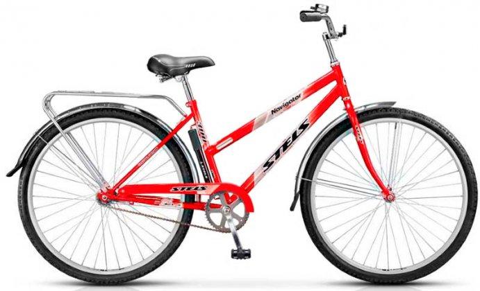 Велосипед 28 Stels Navigator 300 Lady 1-ск. (БЕЗ КОРЗИНЫ)