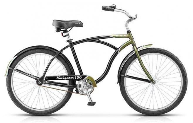 Велосипед 26 Stels Navigator 130 Gent 1-ск.