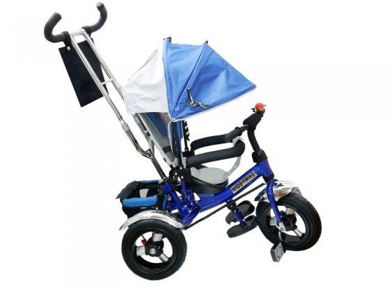 Велосипед трехколесный KIDS TRIKE A10 надувные колеса