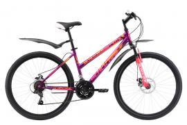 Велосипед Black One Alta 26 D