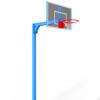 Стойки и фермы баскетбольные