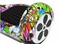 Гироскутер Smart Balance 6.5 Фиолетовый граффити