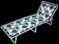 Кровать раскладная металлическая