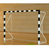 Сетка для гандбола/мини футбола2,6мм (пара) без гасителя (арт 030326) 3х2х1,х1,50м ячейка 100мм
