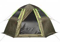 Летняя палатка-шатер Лотос 5 Мансарда М, фото