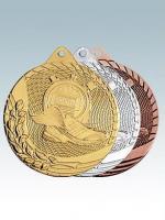 Медаль легкая атлетика MK245