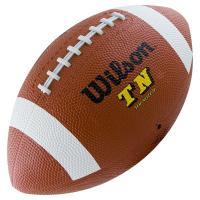 "Мяч для ам. футб. ""WILSON TN Official Ball"" арт.WTF1509XB,резина, бутил. камера, термосшивка, коричн"