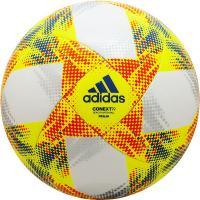 """Мяч для пляж. футб. """"ADIDAS Conext19 Praia"""", арт.DN8634, р.5,FIFA Pro, 18пан,ТПУ, маш.сш, бел-жел-кр"""