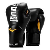 Перчатки тренировочные Elite ProStyle 12oz черн. P00001240