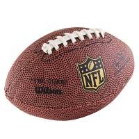 Мяч для ам. футбола сувенирный Wilson NFL Mini, арт.WTF1637, р.0, ПВХ, кор-бел-черный