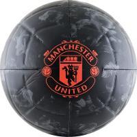 "Мяч футб. ""ADIDAS Capitano MUFC"" арт.DY2527, р.5, 2 панели, мат.ТПУ, маш.сш, бут.кам, черно-красный"