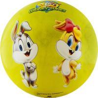 """Мяч детский  """"Looney Tunes"""", арт.WB-LT-001,  диам. 23 см, пластизоль, салатовый"""
