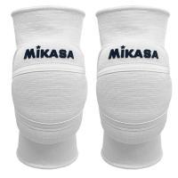 """Наколенники волейб. """"MIKASA"""", арт. MT8-022, размер XS, белые"""