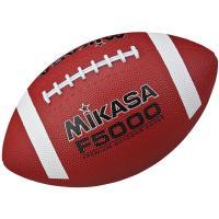 "Мяч для ам. футбола ""MIKASA F5000"" арт.F5000, р.7, резина, бутил.камера,  темнокоричн.-бежевый"