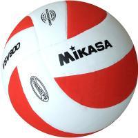 "Мяч вол. ""MIKASA VSV800 WR"", р.5, синт.пена ТПЕ, клеен,8 пан,бут.кам,бело-красный"