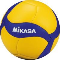 "Мяч вол. сув. ""MIKASA V1.5W"", р.1, диам. 15см синт. кожа (ПВХ), маш.сш, сине-желтый"