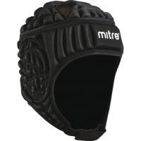 """Шлем для регби """"MITRE Siedge"""", арт. T21710-BK-M, р. M, полиэстер, нейлон, пена EVA, черный"""