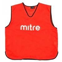 """Манишка трен. """"MITRE"""" арт. Т21503RE1-SR, р.SR(объем груди 122см), полиэстер, красный"""