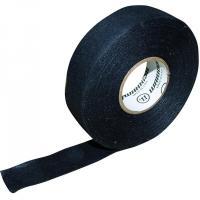 Лента хоккейная WARRIOR, арт.HT2425-BLK, ширина 24мм, длина 25м, черный