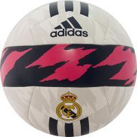"Мяч футб. ""ADIDAS RM Club"" арт. FS0284, р.5, ТПУ, 14 пан., маш.сш., бело-т.сине-розовый"