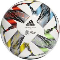 """Мяч футб. сув. """"ADIDAS Uefa NL Mini"""" арт. GC7385, р.1, ТПУ, 6 пан., термосш., мультиколор"""