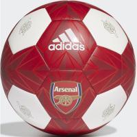 "Мяч футб. ""ADIDAS AFC Club"" арт.FT9092, р. 5, 24 панели, ТПУ, маш.сшивка, красно-белый"