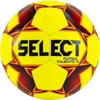 "Мяч футзал. ""SELECT Futsal Talento 11"" арт. 852616-553, р.Jr, 32пан, гл.ТПУ, маш.сш, жёлт-красн-оран"