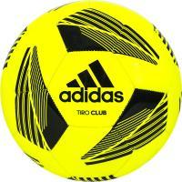"Мяч футб. ""ADIDAS Tiro Club"" арт. FS0366, р.4, ТПУ, 32 пан., маш.сш., желто-черный"