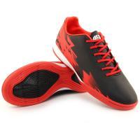 полуботинки кроссовые Furia indoor 201А18 red/black
