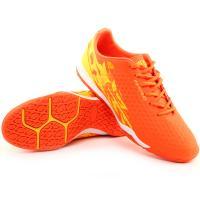 полуботинки кроссовые Inferno Indoor 204А18 orange/yellow