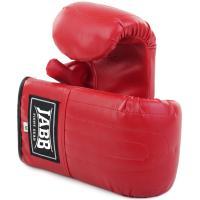 Перчатки снар.(иск.кожа) Jabb JE-2075 красный XL