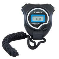 """Секундомер """"TORRES Stopwatch"""", арт.SW-001, часы, будильник, дата, черно-синий"""