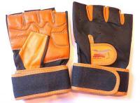 Перчатки для тяжёлой атлетики и фитнеса Absolute Champion 2406