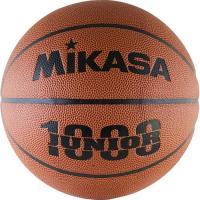 """Мяч баск. """"MIKASA BQJ1000"""", р.5,композ.синт.кожа (микрофибра), нейл.корд,бут.кам,кор-ор-чер"""