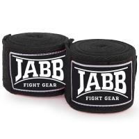 Бинты бокс. х/б Jabb JE-3030 черный 2,5м