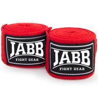 Бинты бокс. х/б Jabb JE-3030 красный 3,5м