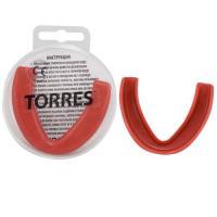 "Капа ""TORRES"" арт. PRL1023RD, термопластичная, евростандарт CE approved, красный"