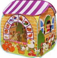"""Игровой домик """"Детский магазин"""" + 100 шариков CBH-32, фото"""