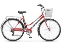 Велосипед 28 Stels Navigator 355 Lady 7-ск. (+КОРЗИНА)