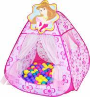 Игровой домик Ching-Ching CBH-13 Принцесса + 100 шариков, фото