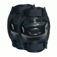 Защита ролики XS, S, M, XL Tempish (колено/локоть)  black SPECIAL