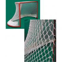 """Сетка хоккейн. """"KV.REZAC"""" арт.31975184, a:1.88 b:1.24 c:2.58 d:4.18м, нить 3,5 мм ПА бел."""