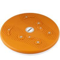 """Диск здоровья """"TORRES"""" арт.AL1010, 8 магнитов, нескользящее покрытие, оранжево-белый"""
